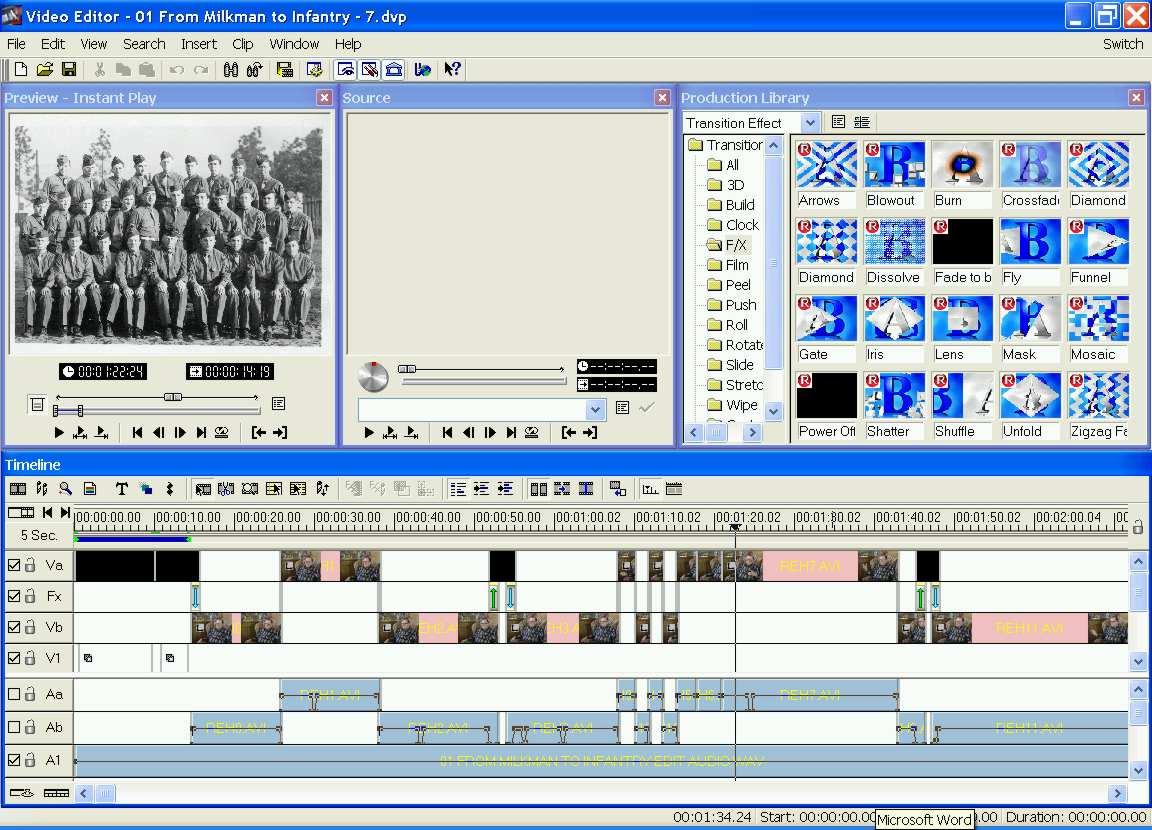 Ulead MediaStudio Pro 7 Free Download