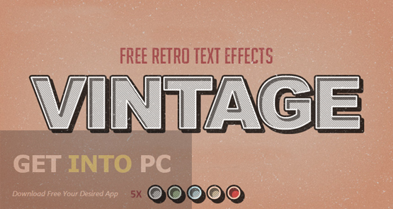 Photoshop Layer Styles Free Download