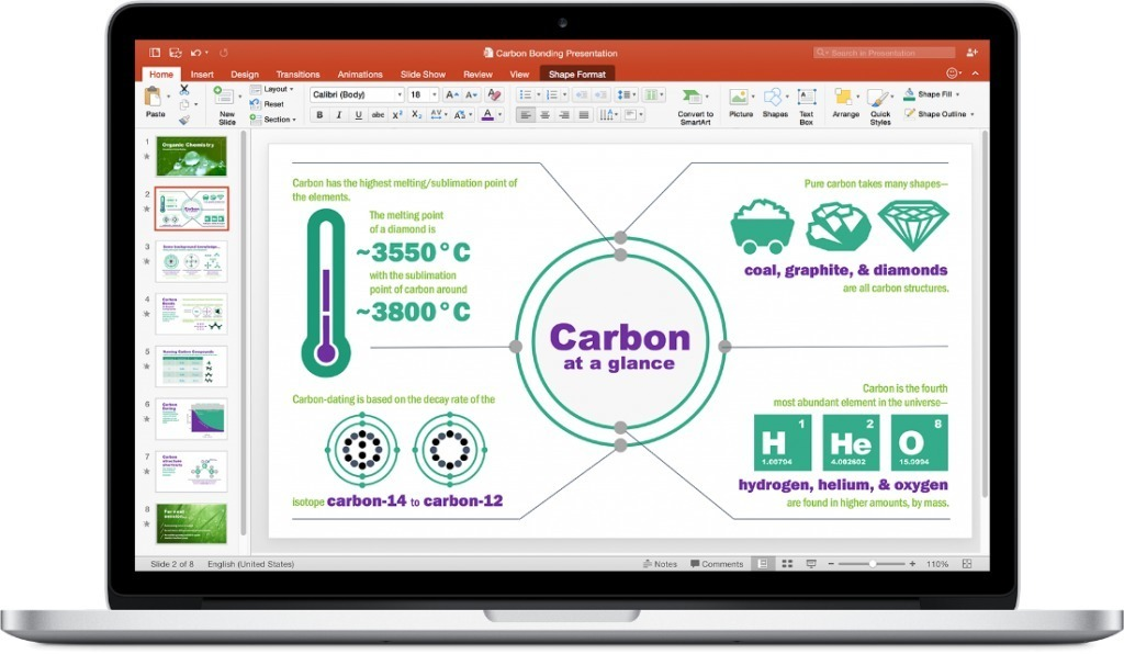 Microsoft Office for Mac Standard 2016 DMG Free Download