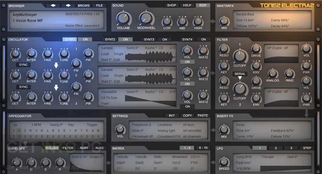 Tone2 – ElectraX Free Download
