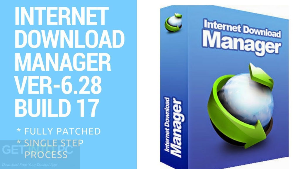 IDM 6.28 Build 17 Free Download