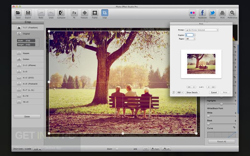 Photo Effect Studio Pro Free Download