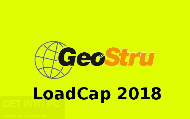 GeoStru LoadCap 2018 Free Download