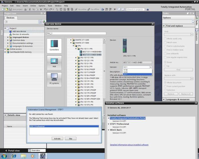 Siemens SIMATIC TIA Portal 15.0 x64 + Update 1 Download