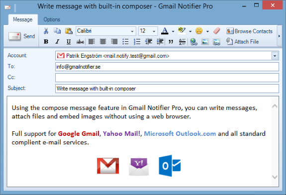 Gmail Notifier Pro 5.3.5 + Portable Free Download