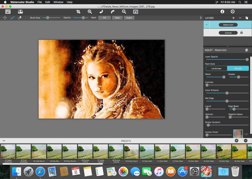 Jixipix Watercolor Studio Pro Free Download