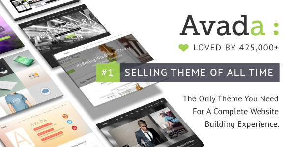 AVADA V5.8 – RESPONSIVE MULTI-PURPOSE THEME