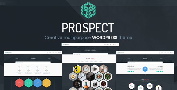 PROSPECT V1.1.3 – CREATIVE MULTIPURPOSE WORDPRESS THEME