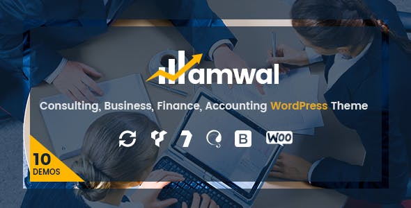 AMWAL V1.2.5 – CONSULTING, BUSINESS, FINANCE, ACCOUNTING