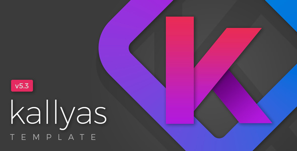 KALLYAS V5.3 – GIGANTIC PREMIUM MULTI-PURPOSE HTML5 TEMPLATE + PAGE BUILDER