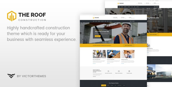 ROOF V2.2 – WP CONSTRUCTION, BUILDING BUSINESS