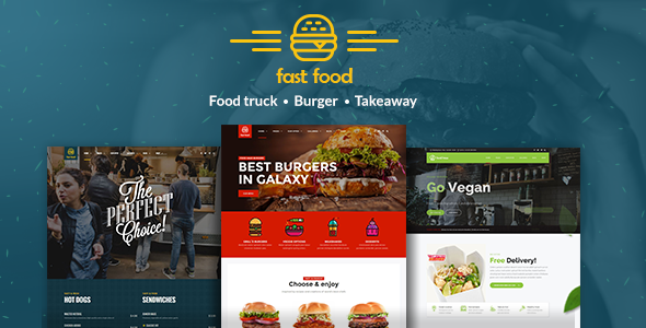 FAST FOOD V1.0.6 – WORDPRESS FAST FOOD THEME