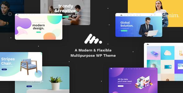 MOODY V1.4.3 – A MODERN & FLEXIBLE MULTIPURPOSE THEME
