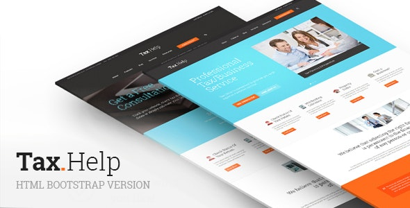 TAXHELP V1.0 – FINANCE & ACCOUNTING SITE TEMPLATE