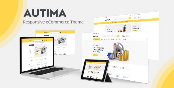 AUTIMA – ACCESSORIES CAR OPENCART THEME (INCLUDED COLOR SWATCHES)