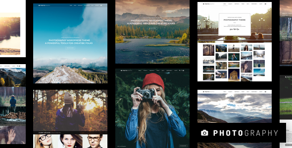 PHOTOGRAPHY V5.5.1 – RESPONSIVE PHOTOGRAPHY THEME