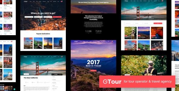 GRAND TOUR V4.1 – TOUR TRAVEL WORDPRESS THEME