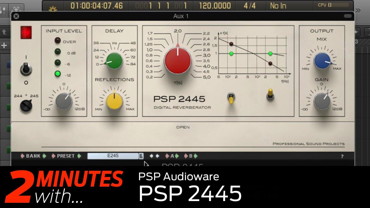 PSPAudioWare VST Bundle Free Download