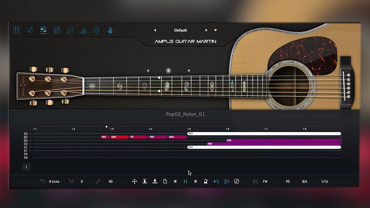 Ample Sound – Ample Guitar M III 3 Free Download
