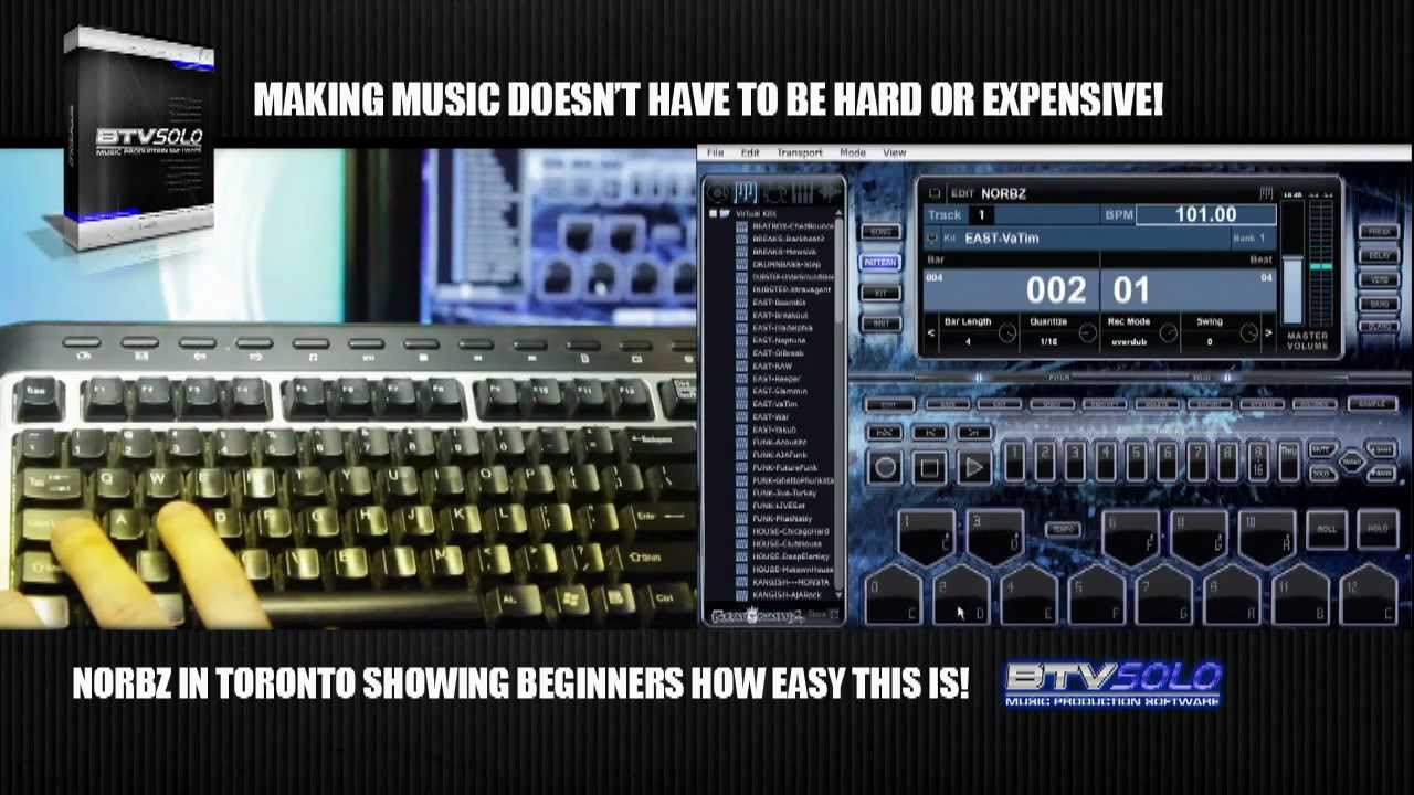 BTV Solo Music Production Free Download