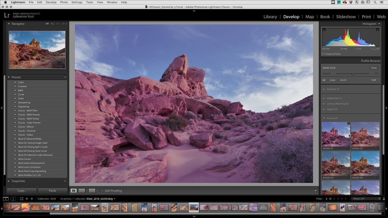 Download Adobe Photoshop Lightroom Classic CC 2019 for Mac