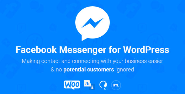 Facebook Messenger for WordPress v2.8.1