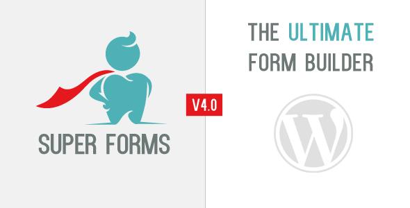 Super Forms v4.4.0 – Drag & Drop Form Builder