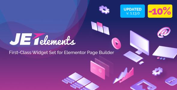 JetElements v1.14.0 – Addon for Elementor Page Builder