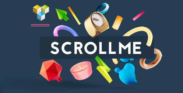 ScrollMe v1.0 – scroll of elements