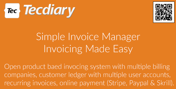 Simple Invoice Manager v3.6.10 – Invoicing Made Easy