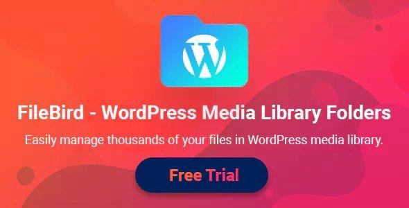FileBird v2.7 – WordPress Media Library Folders