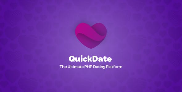 QuickDate v1.2.2 – The Ultimate PHP Dating Platform – nulled