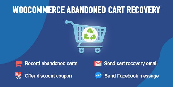 WooCommerce Abandoned Cart Recovery v1.0.2