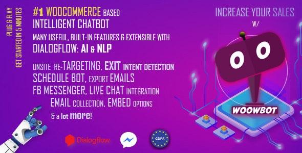 WoowBot v11.8.8 – Chat Bot for WooCommerce