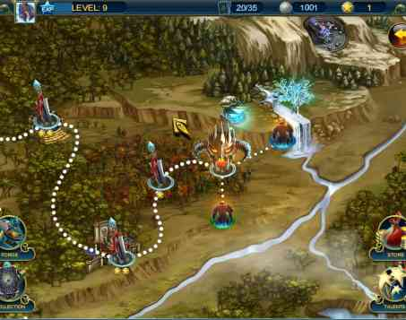 prime world defenders game play