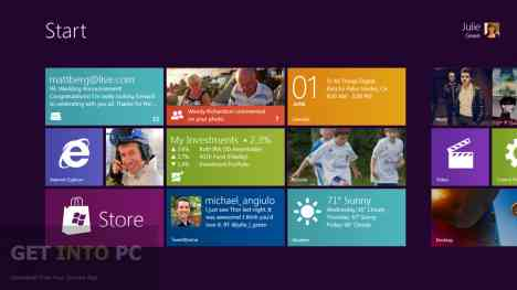 Windows 8 All in One ISO Latest Version Download