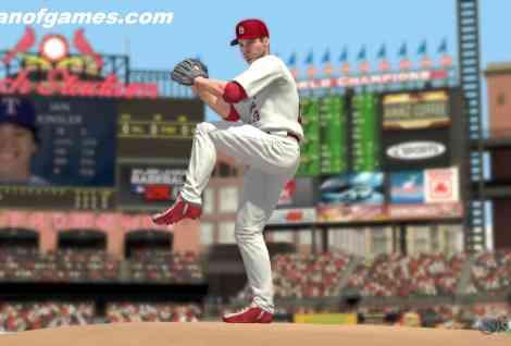 Free Major League Baseball 2K12