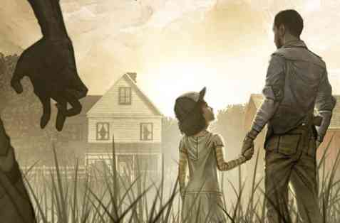 The Walking dead Season 1 Game Play