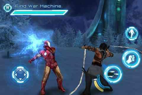 Iron Man Game Download Free