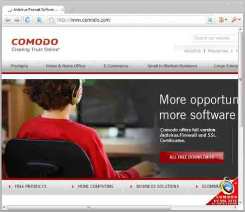 Comodo Dragon Internet Browser Free Download – Borntohell