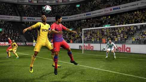 Pro Evolution Soccer 2012 Free Download