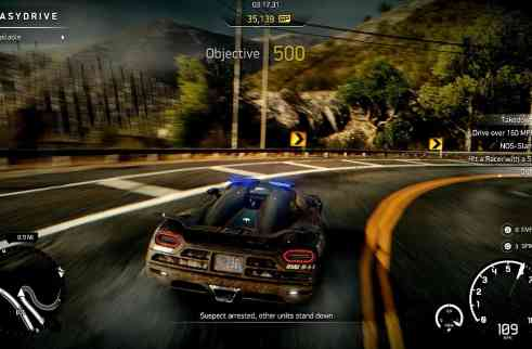 Need For Speed Rivals Play