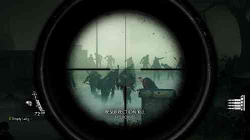 Sniper Elite Nazi Zombie Army Free Download