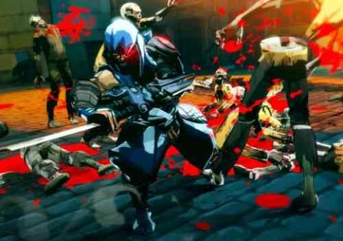 Ninja Gaiden Z PC Free Game