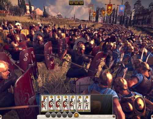 Total War Rome II Free Game
