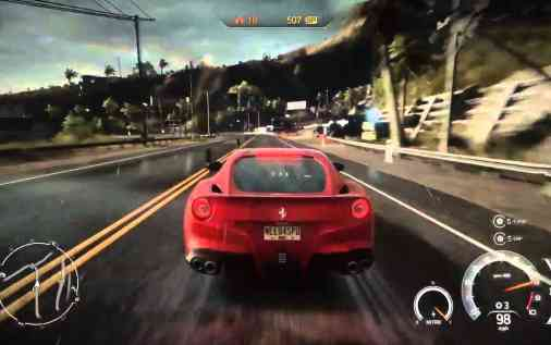 Need For Speed Rivals Free Game Play