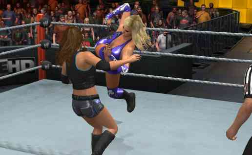 WWE Smackdown Vs Raw 2011 download