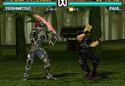 Tekken 3 Multiplayer download