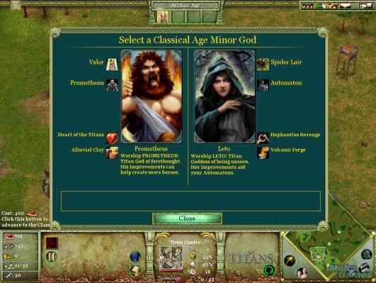 Age Of Mythology The Titans Free Setup