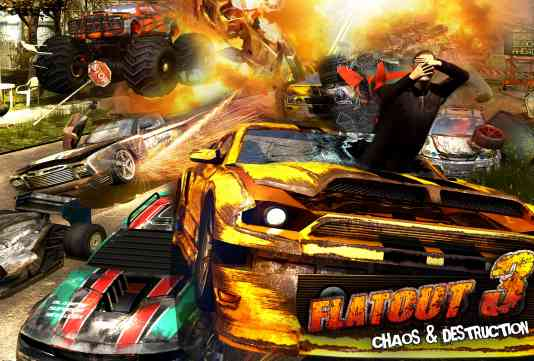 Flatout 3 Chaos And Destruction free download